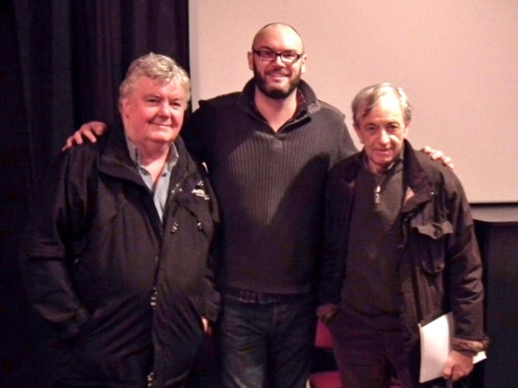 Meeting Local Hero producer Iain Smith and director Bill Forsyth