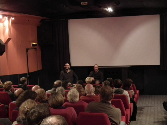 Post-screening Q&A with Bill Paterson